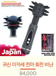 귀신 이카세 전마 Ⅱ 회전 비난